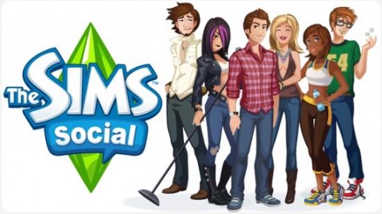 [News]The Sims Social sur FB !