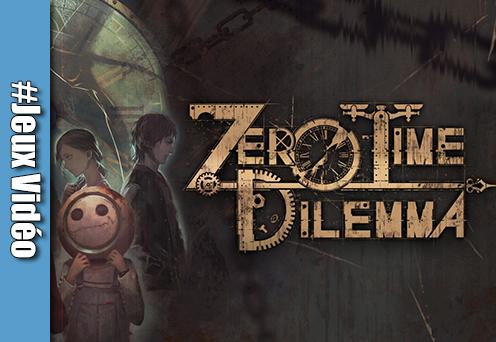 [PS VITA] Test - Zero time dilemma