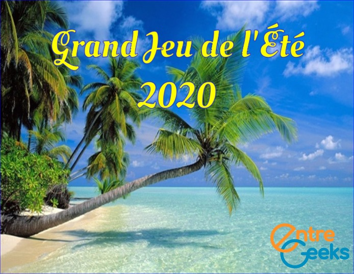 Grand Jeu de l'été 2020