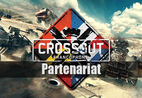 Partenariat CrossoutFr !
